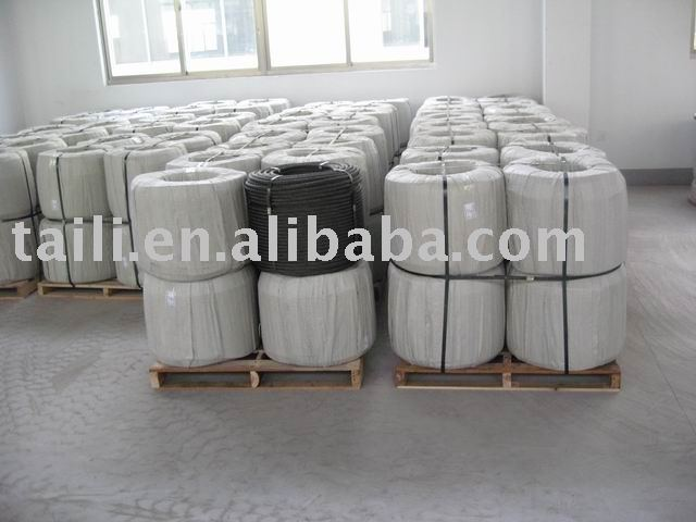 ungalvanized steel cable for crane purpose,bright steel cable