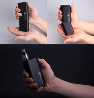 Heavy weapon black kamry 200w AK-47 temperature control vapor powerful atomizer