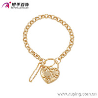73919 High Quality Fashion Xuping Jewelry Lady's Bracelets With Fine Cubic Zircon