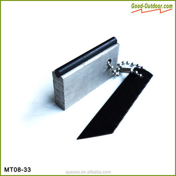 MT08-33 Magnesium Flint Lighter