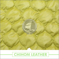 Chihom Consistent Appearance Affordable recycled leather fabric