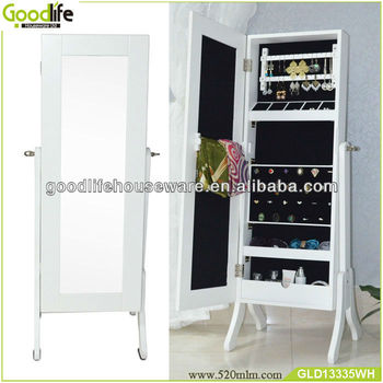 Wall mount and floor standing makeup dresser from goodlife