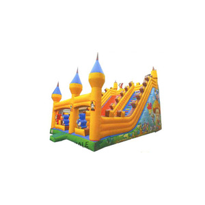 Baby castle inflatable bouncer play ground equipment
