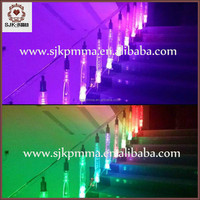 Factory Low Price Lighted Acrylic Baluster For Acrylic Stair Railing