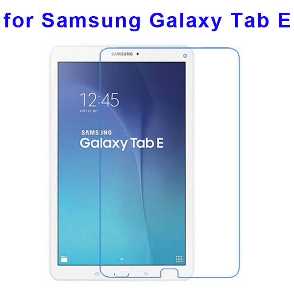 Super Clear Screen Protector for Samsung Galaxy Tab E with factory price