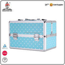 Wholesale Aluminum Professional dot Makeup Case