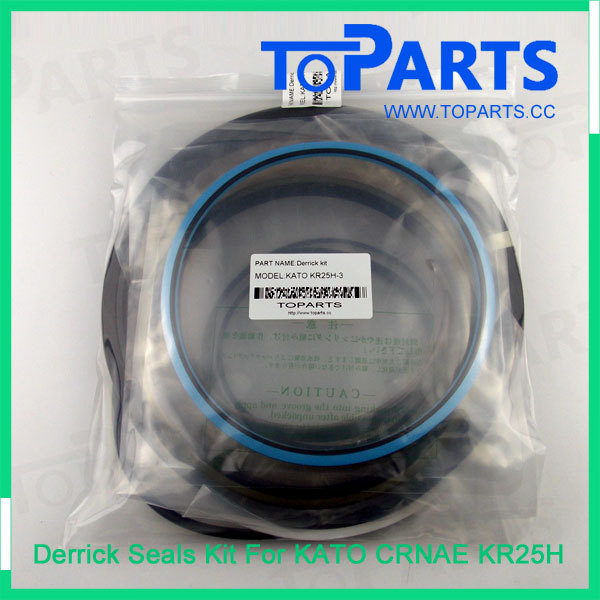 KR25H TR400M-1 Hydraulic Cylinder Seal Kit for  CRNAE KR25H TR400M-1 CYL Seal Kit