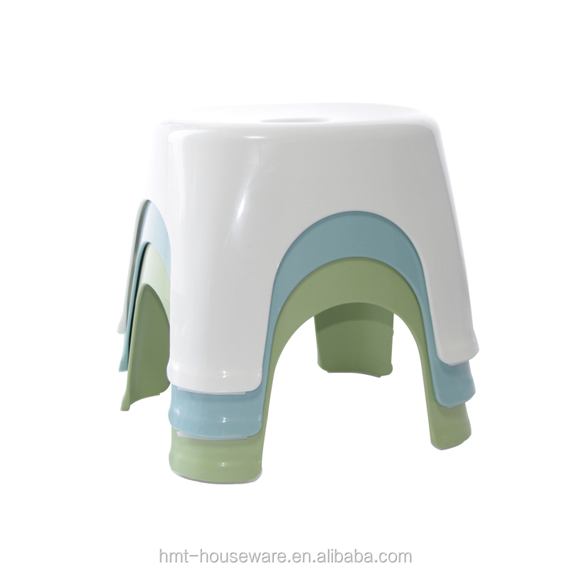 Antiskid Plastic Shower Step Stool For Kid - Buy Shower Stool,Shower ...