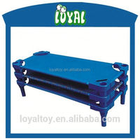 2016 Fantastic trundle beds, best sale kids first bed,10000pcs per month antique baby furniture