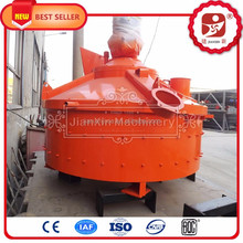 Long Lifetime of Bearings Planetary Concrete Mixer Equipment With Manganese Steel Mixing Arm Wear Plates