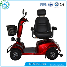 45 AH 500W comfortable electric folding mobility scooter