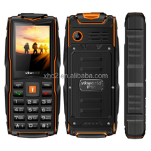 real low Price online shopping india IP68 Waterproof Shockproof Dustproof 3000mAh VKworld New Stone V3 with Triple SIM