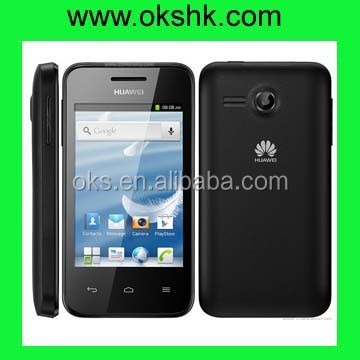 China brand mobile phone huawei Y220 andriod smartphone 3.5inch 3mp