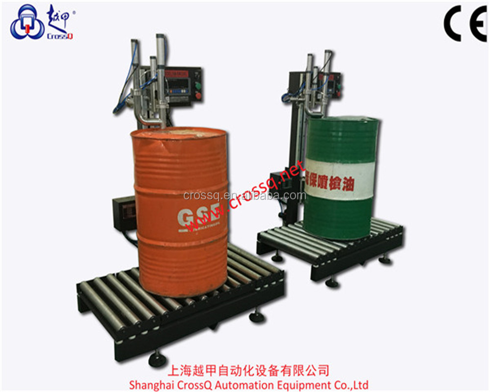 Vinegar Semi-auto Weighing Filler Machine