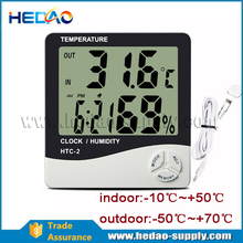 High accuracy HTC-2 hygrometer thermometer watch