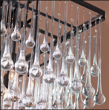 chandelier lighting lamp hanging crystal drop prism parts