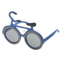 Funny Bicycle Glasses Novelty Bicycle Sunglasses Party Props Events Festive Party Supplies Decoration