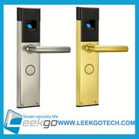 Factory Price new door key digital finger fingerprint lock