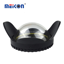 Distributor Price underwater camera dome port lens for waterproof camera