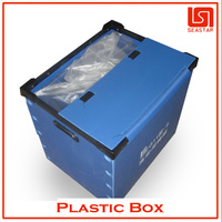 High quality pp plastic clamshell packaging boxes factory