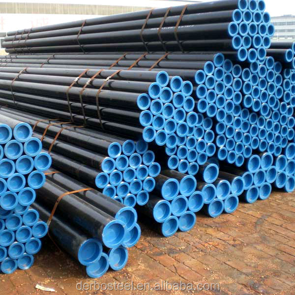 Seamless Steel Pipe ASTM A333 Gr. 6/Gr. 3/Gr. 8/Gr. 9