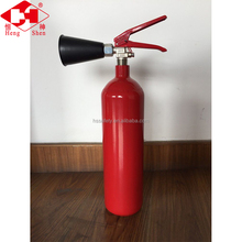 Automatic co2 Fire Extinguisher Portable Made In China