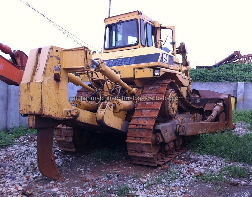 Good quality used caterpillar bulldozer D9N for sale/ cat dozer with low price