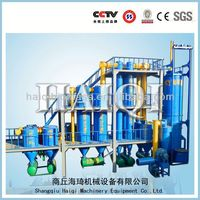 Full automatic Top quality outdoor china biogas plant for sale