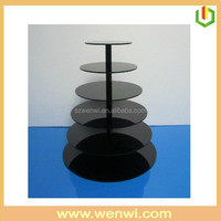 Multi-functional Clear Acrylic Cake Pop Display Stand