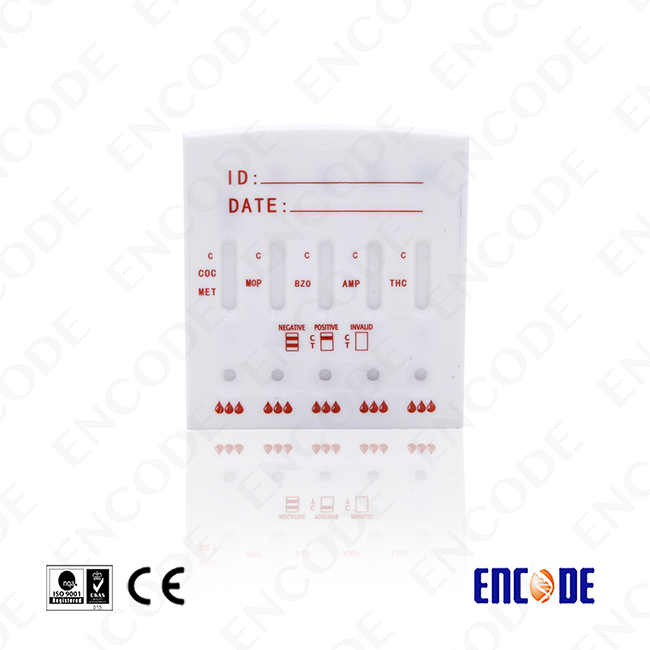 DOA multi-drug test panel/drug panel test/Medical device panel
