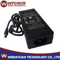 12v 4a ac dc power adapter 48w C6 C8 C14 5.5X2.1mm with FCC CE SAA KC C-tick UL RoHS certifications