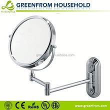 7 Inch Double Sided Corner Mirrors For Bathroom