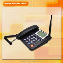 GSM sim card fixed wireless desktop home phone /table phone ZTE WP623