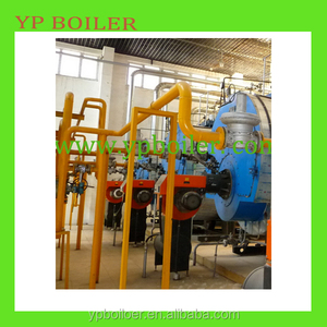 DHL 20t Chain Grate coal fired power plant boiler steam Small Coal Fired Steam Boiler