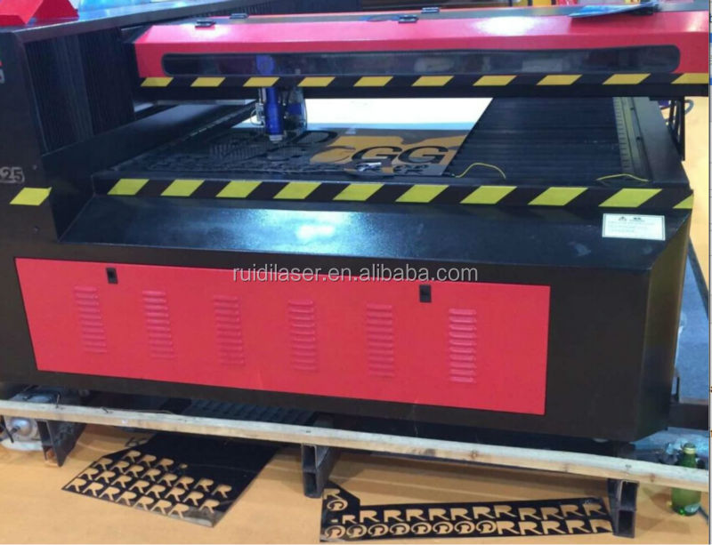 Guangzhou Ruidi RD1325(1300X2500MM) Metal Laser Cutting Machine For Carbon Steel