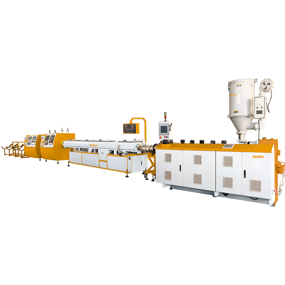BEION plastic machinery high extruding speed PPR/PE/PERT Pipe production <strong>line</strong> /extrusion <strong>line</strong>