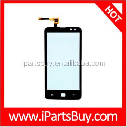 iPartsBuy Touch Screen Replacement for LG LU6200 (for Optimus LTE)(Black)