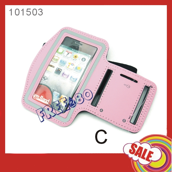 sport armband pouch case for Iphone 5c