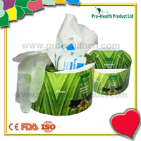 Best Selling Products Promotional 3 In 1 Tissue Box