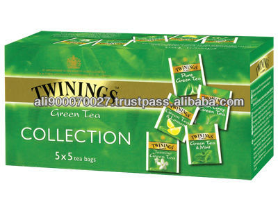 Green Scented Tea Twinings Green Tea Collection