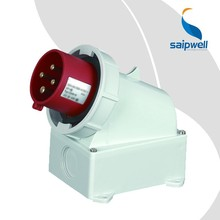 SAIPWELL 2014 Surface Mounted International Standard High Quality Automotive Connectors Plugs and Sockets