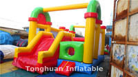 2016 inflatable jumping castle/ inflatable castle slide