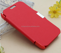 Hot Sale Ultra Slim Magnetic Flip PU Leather PC Hard Case For Huawei Ascend Y330