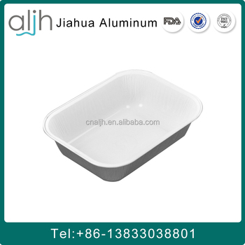 aluminum casserole dishes and lids