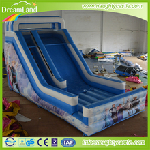 2016 kids fun bounce house commercial inflatable frozen bouncy jumping castle for sale
