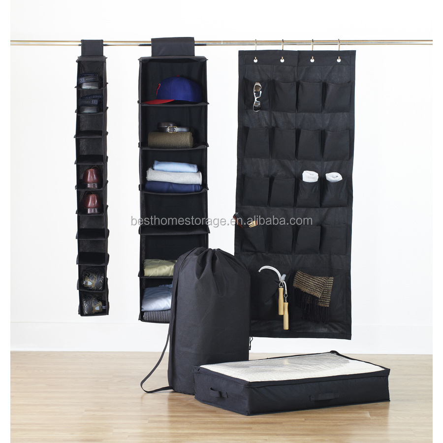 18 pockets over the door accessories hanging organizer