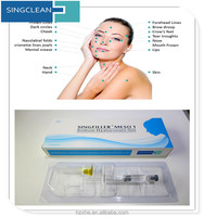 Plasma skin rejuvenation sodium hyaluronate mesotherapy injections for sale