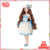 11 inch fashion plastic real sex dress-up girl doll