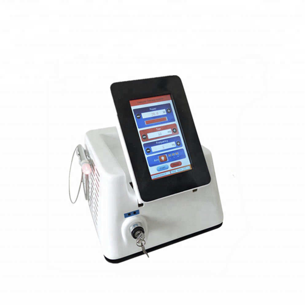 High quality 980 nm diode laser equipment for vascular removal