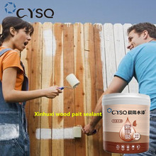 CYSQ Non-toxic water based acrylic lacquer wood paint sealant for wood furniture